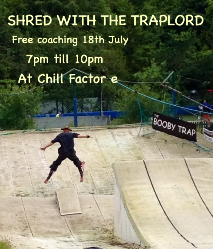 Shred with Traplord
